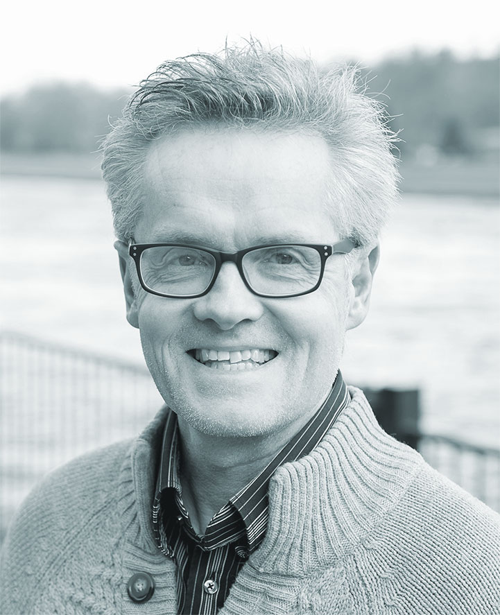 Mark Wójcicki, Creative Director of Studio Stanley, a graphic design studio that creates brand identities